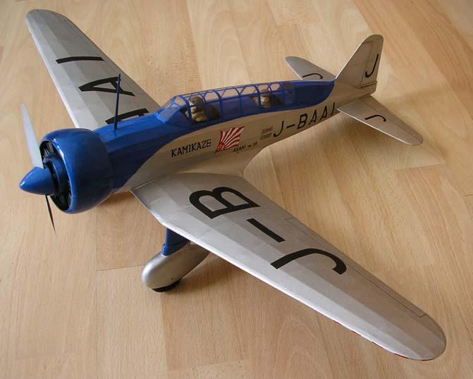 图纸,喜欢这款模型飞机的朋友可以自己下载